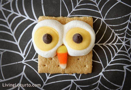 Owl S'mores Chipper Snack