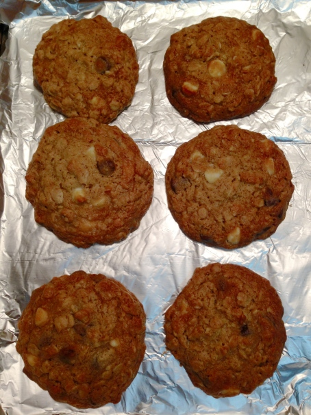 Oatmeal Chocolate Chip Cookies Recipe - Let's Go Chipper