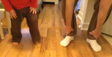 Chipper Exercise for kids | Gorilla Walk