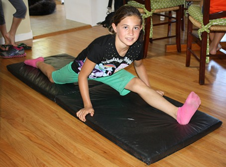Stretches for kids