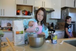 Chipper Snack: Banana Bread Recipe, cooking with kids