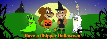 halloween chipper Website Header