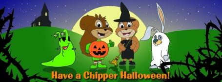 halloween chipper Website Header