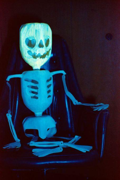 Milk Jug Skeleton