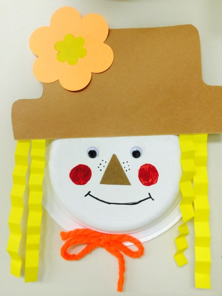Paper Plate Recycle Christmas Craft for Kids