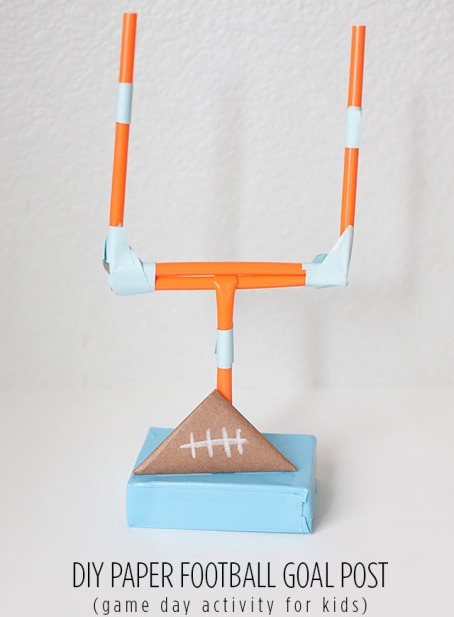 Game Day Super Bowl games for Kids and Young Children