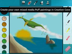 Puffs Playground App