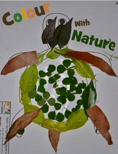 Chipper Activity + Craft: Nature Walk and Craft Project