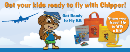 Come Fly with Me! Family Travel Tips and Contest