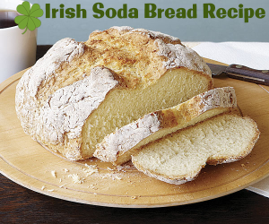 Let's Go Chipper_Irish Soda Bread Recipe
